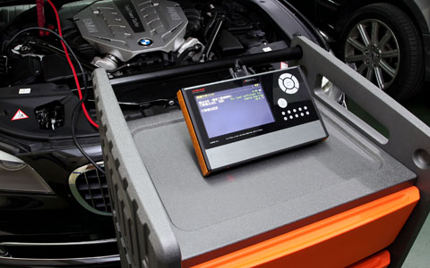 Autoland Scientech DC-1 Diagnostic cart